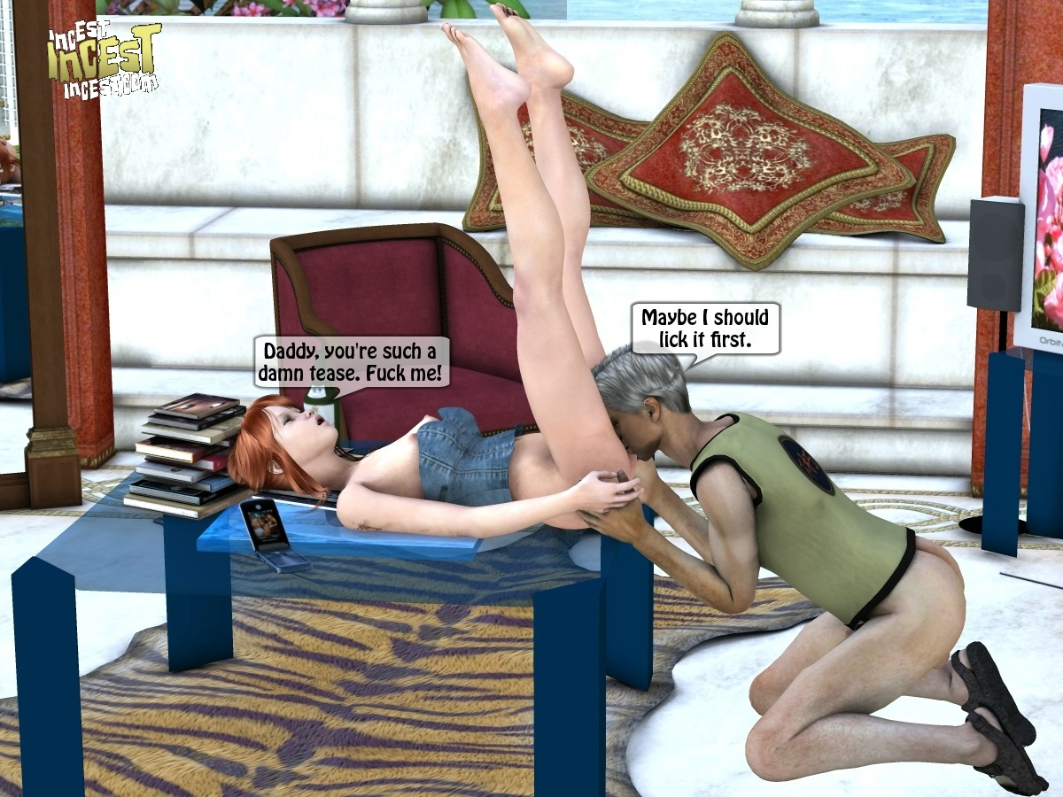 Daddy Fill Up Daughter Fantasies