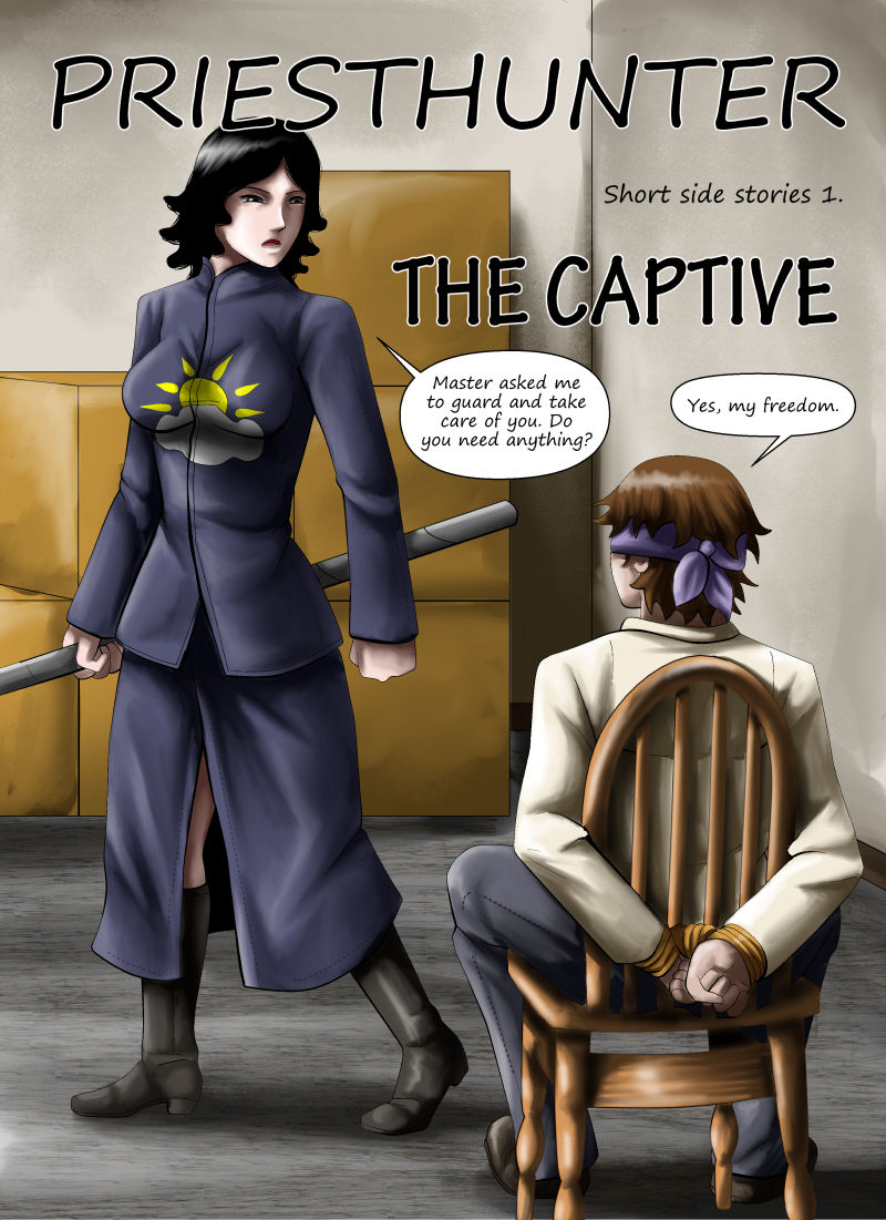 The Captive by Adam-00