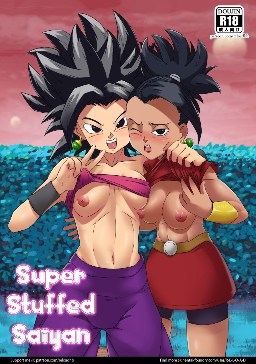 Reloadhb- Super Stuffed Saiyan (Dragon Ball Super)