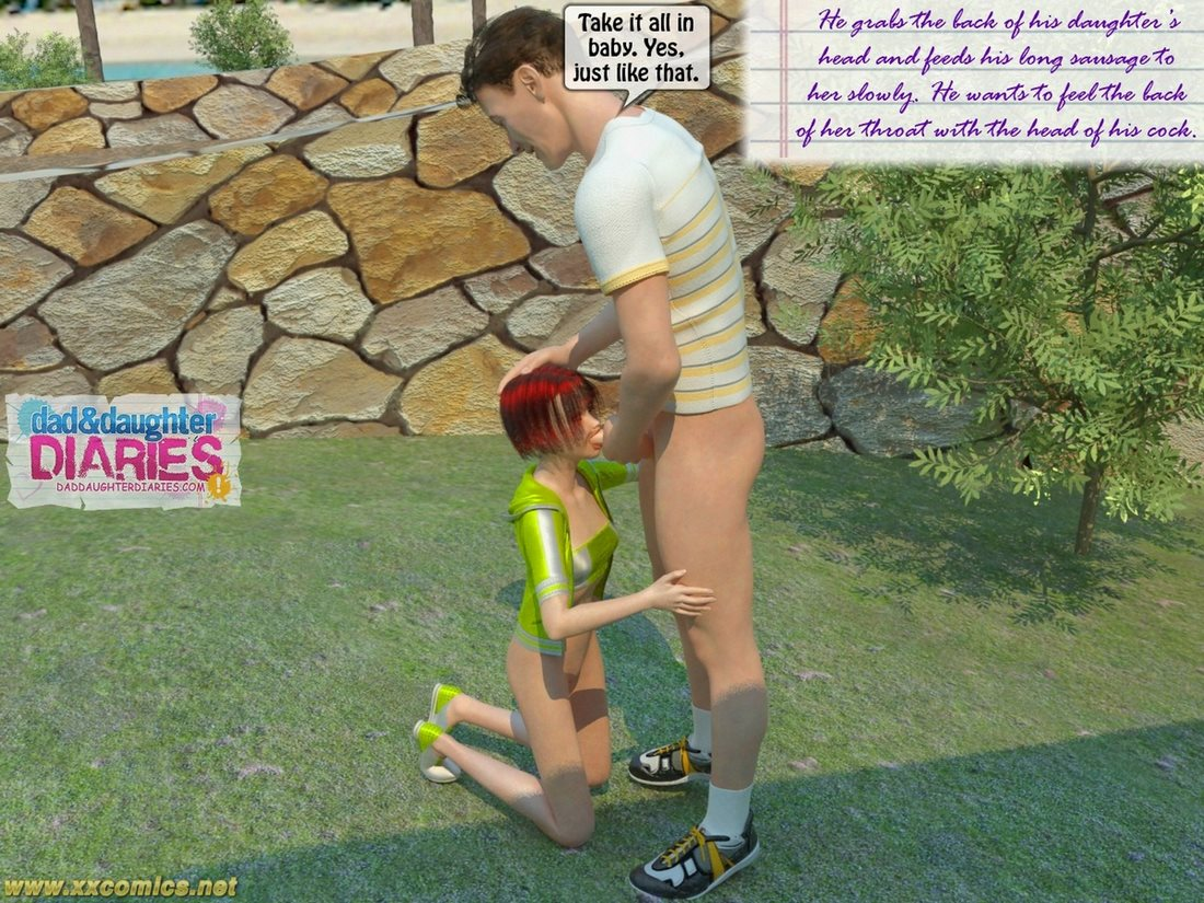 Daddy   Daughter 12 Diaries