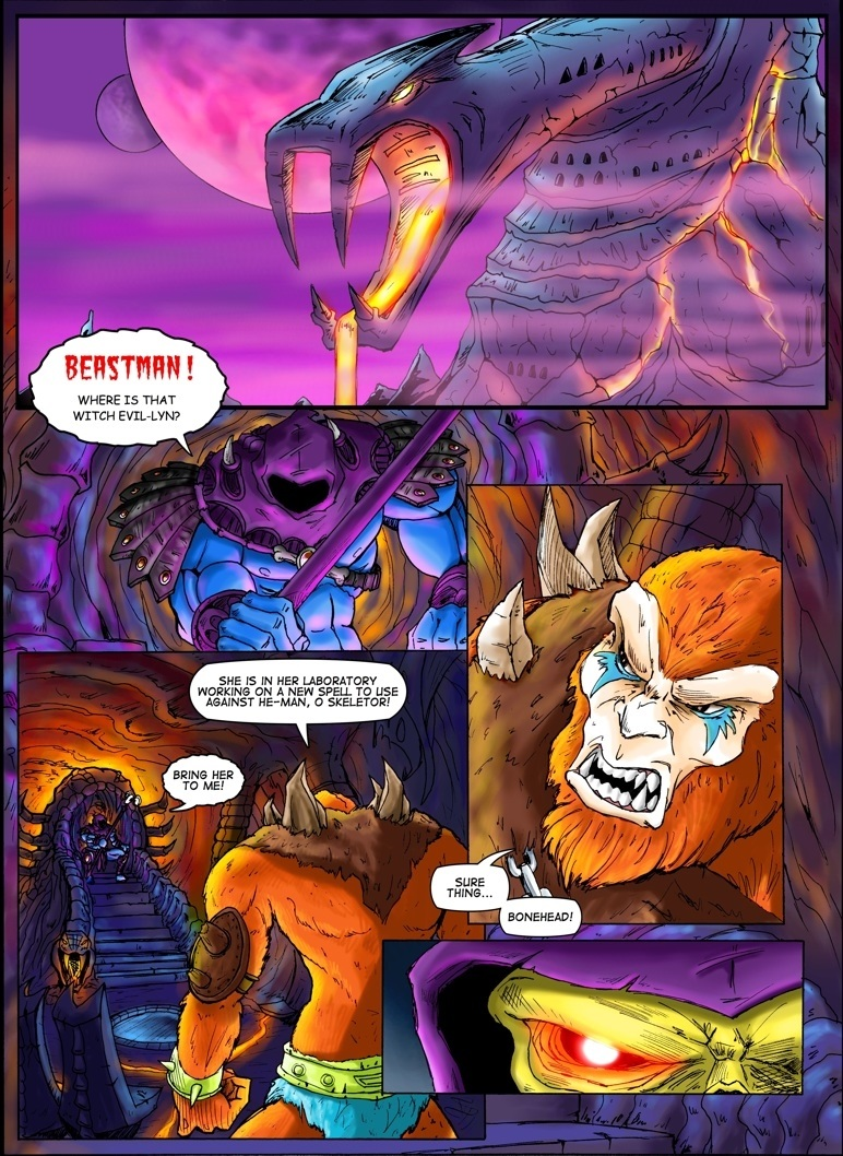 He-Man- Masters Of The Universe