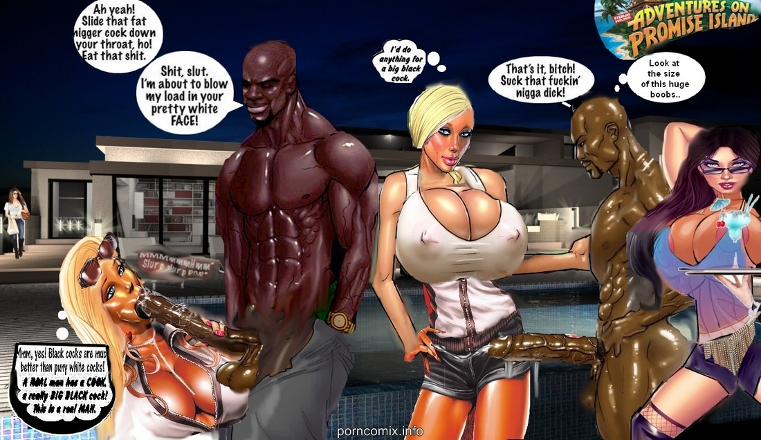 Adventures in Promise Island - Jhon Persons Adult Porn Comix