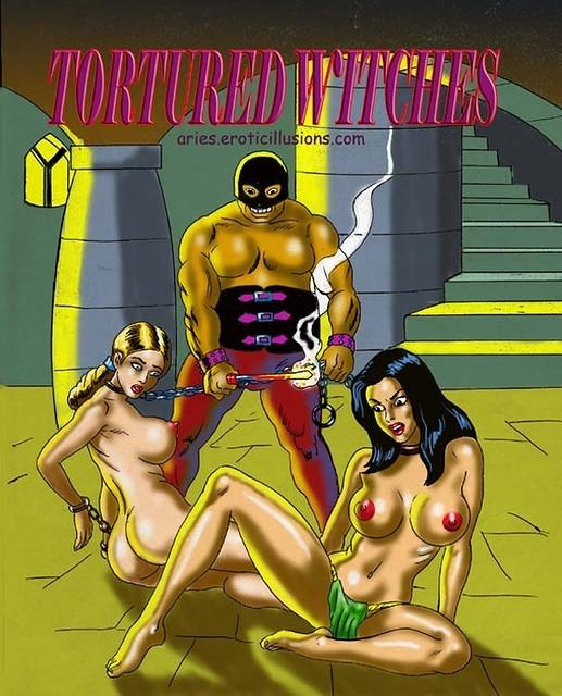 Tortured Witches – Aries