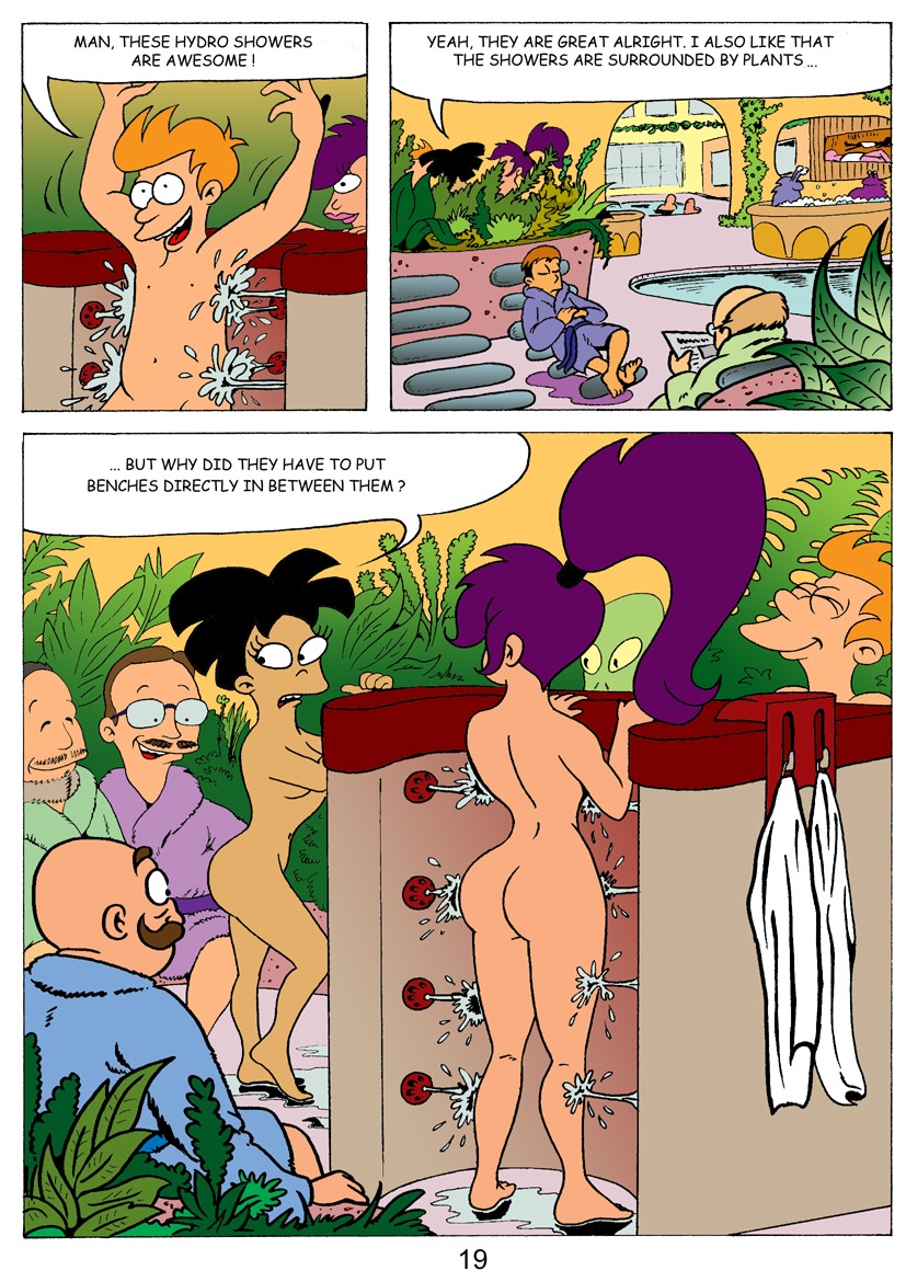 Futurama- Four Better or For Worse