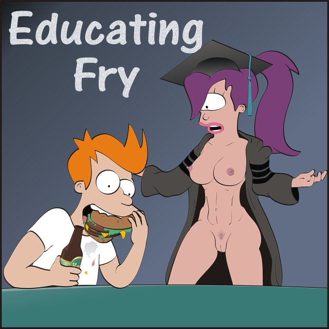 Futurama – Educating Fry 1
