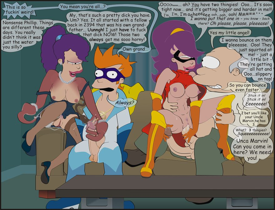 Futurama - Educating Fry 1