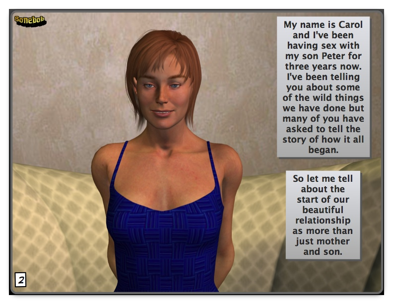 Stories of Incest- The Beginning 1-2