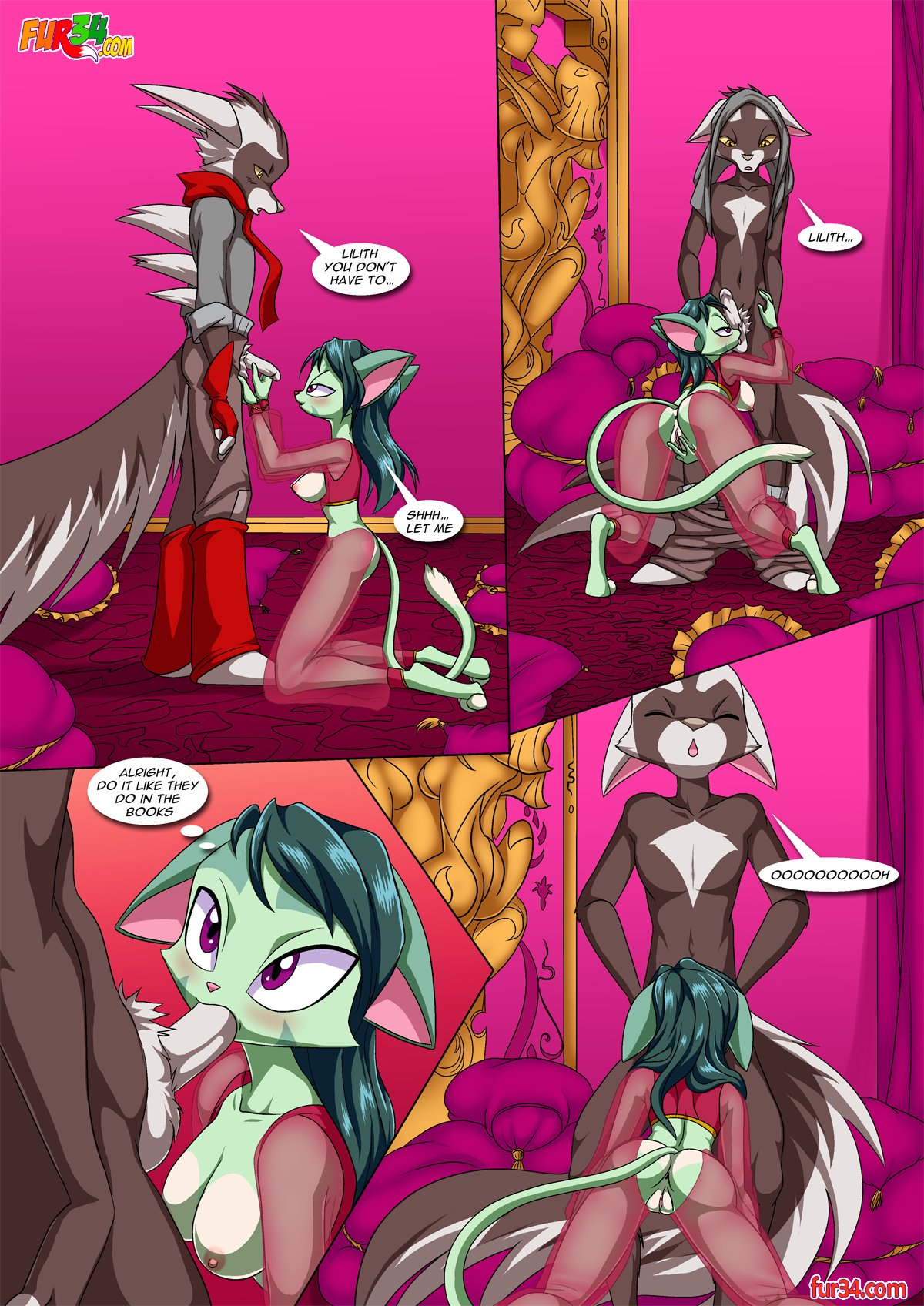 Glass Room (Dreamkeepers)- Palcomix