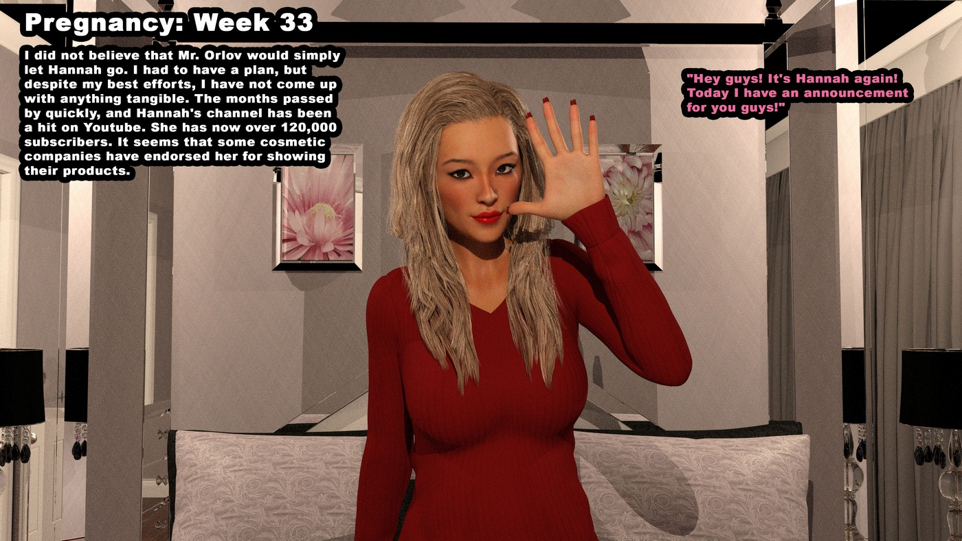 Hannah's Corruption Chapter 10- 3Diddly