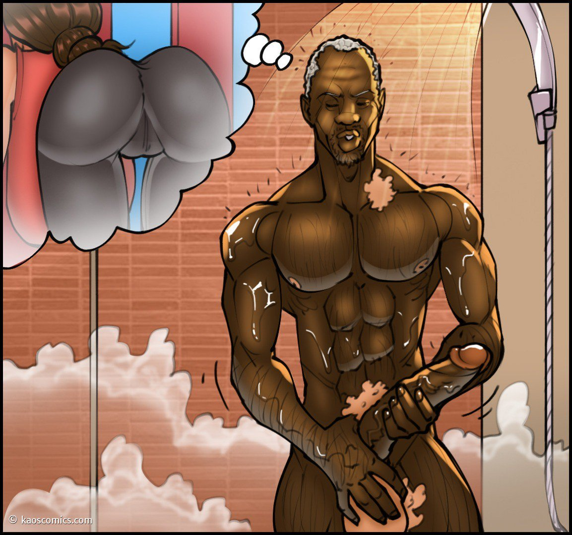 Kaos- Wife and the Black Gardeners Part 3