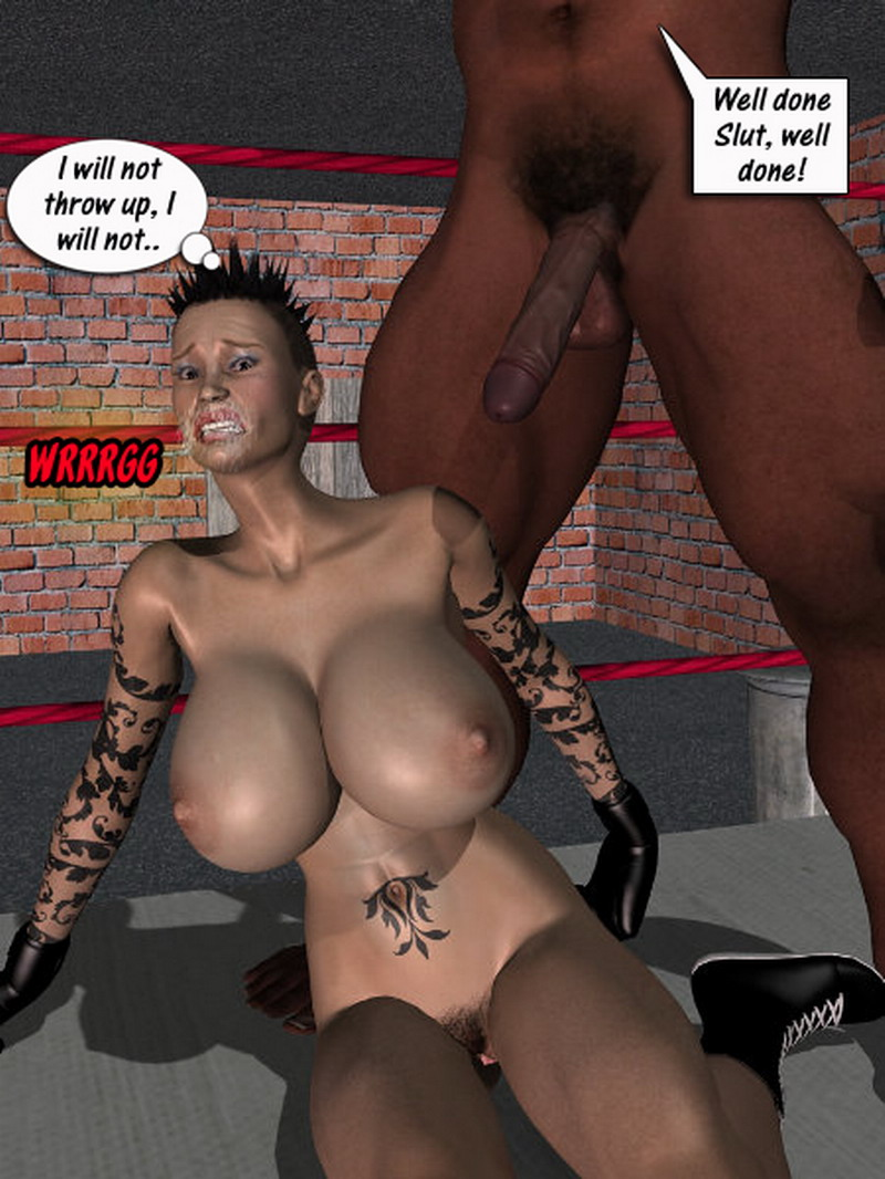 Monster Cock- I LUV MIKE T