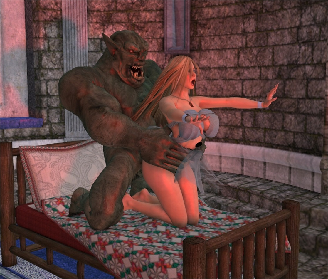 Jessy and Monster- Moiarte
