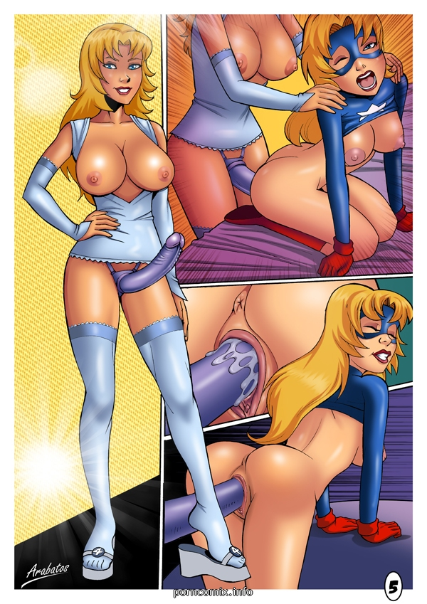 Fantastic Four- Stargirl, Arabatos