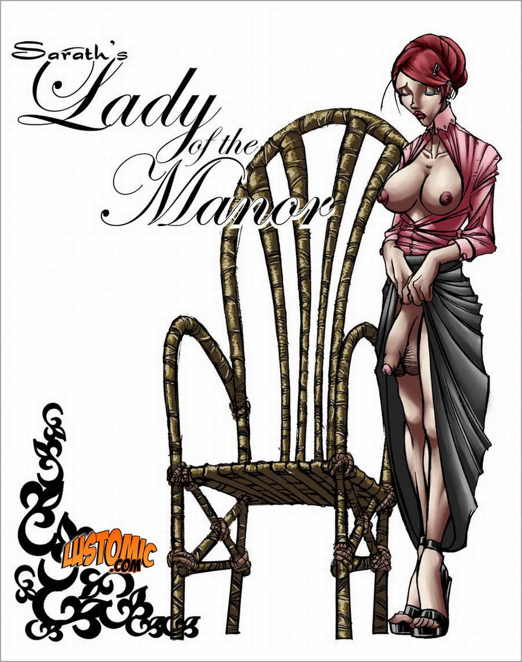 Lady Of The Manor (Sarath) - Lustomic Adult Porn Comix