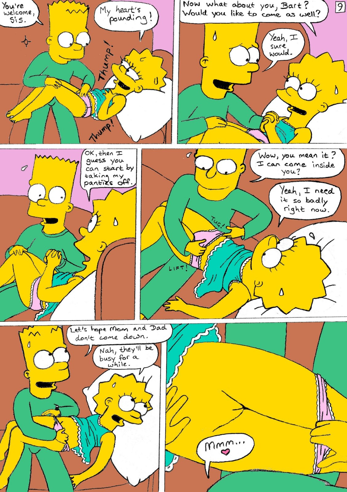 The Simpsons - T.V.- Jimmy