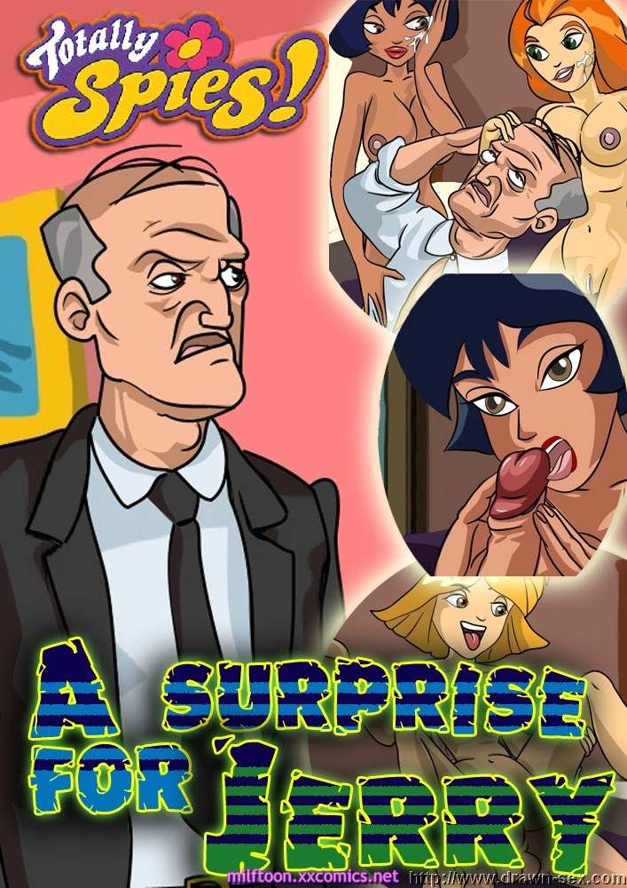 A Surprise For Jerry (Totally Spies)