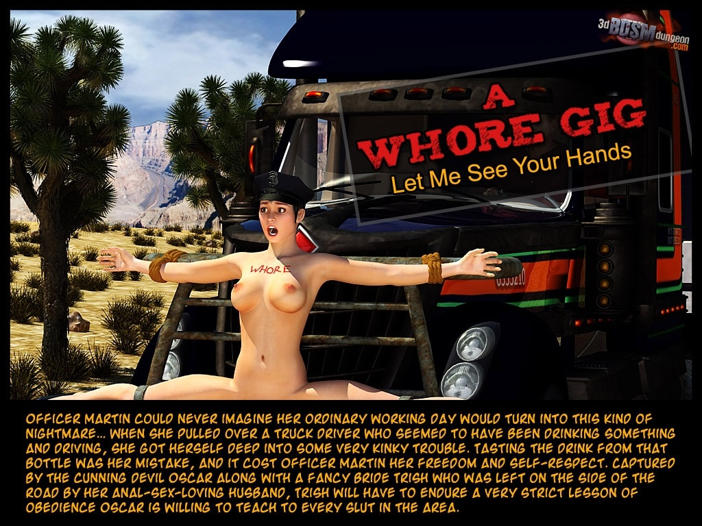A Whore Gig- 2 Let Me See Your Hands