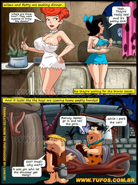 Os FlinTsToons – Wife Swapping by Tufos