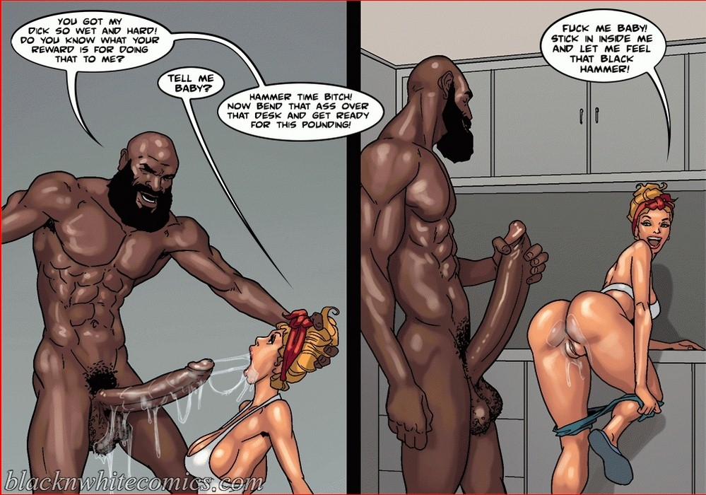 BlacknWhite – Art Class 2 (Field Trip), Interracial