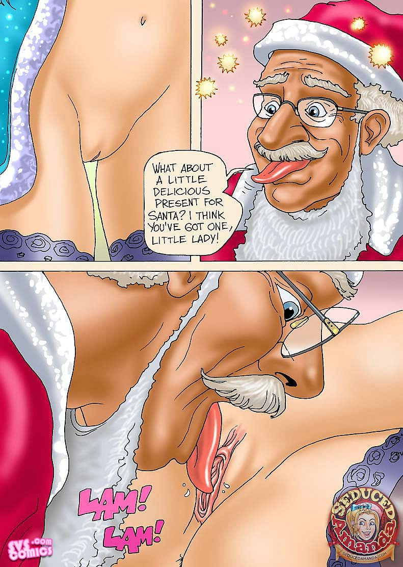 Christmas Turkey- Seduced Amanda