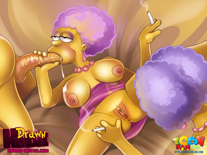 Porno Orgy In The House Simpsons