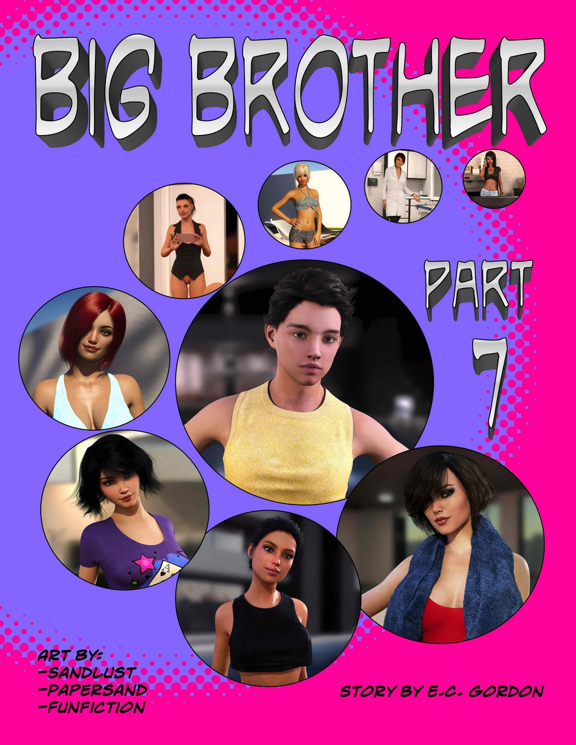 Big Brother Part 7 by Sandlust