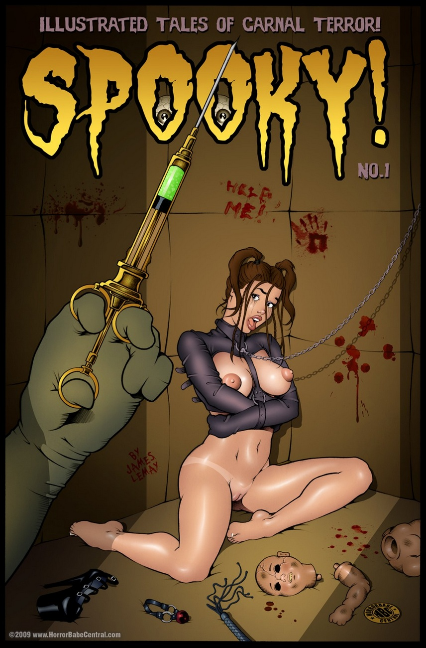Spooky 1-3 ( James Lemay)
